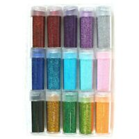 15X Glitter Bottle Craft Wedding Party Invitation Scrapbook Event Decor
