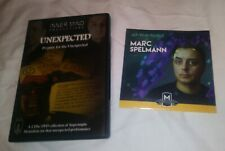 Mentalism 3 Dvd Unexpected Nardi Spelmann Coin Bend Book Test Drawing Dupe Acaan