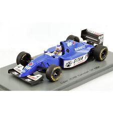 Modellini statici di auto da corsa Formula 1 Spark Michael Schumacher