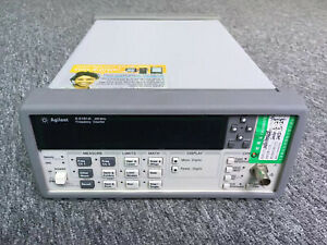 Agilent 53181A RF Frequency Counter, 10 digits/s