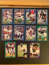 1999 Score Atlanta Falcons Team Set With Supplemental 11 Cards