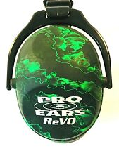 Pro Ears ReVo Er300zm Ear Muff hearing protection and noise reduction Rates 25Db