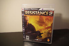 Resistance 2 (Sony PlayStation 3, 2008) *Tested / Complete