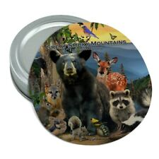 Great Smoky Mountains National Park NC Rubber Non-Slip Jar Gripper Opener
