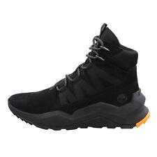 Timberland Hommes High-top Sneaker Madbury Boot noir nubuck taille 43