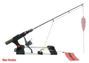 Brocraft Ice Fishing Tip-Ups / Ice Fishing Rod Holder / Ice Fishing Tip Down