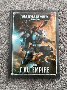 Warhammer 40k 8th Edition Codex Tau Empire