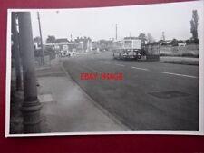 PHOTO  READING TRANSPORT BRISTOL RELL6G BUS NO 286 REG NDP 286G AT BASINGSTOKE R