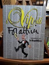 Album Figurine - I Vip Di Forattini -Repubblica Panini 1988  Completo [m45]