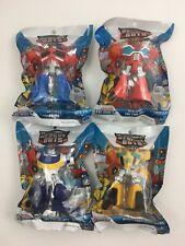 Playskool Heros Transformers Rescue Bots Optimus, Bumblebee, Chase, Heatwave New