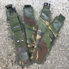 BRITISH ARMY SURPLUS ISSUE PLCE IRR G1 WOODLAND DPM FROG,SCABBARD,SHEATH,UK