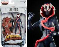 """Marvel Legends 6"""" Ghost Spider Venompool BAF Spider Gwen Maximum"""