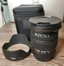 Sigma 17-50mm F2.8 EX DC OS for Canon