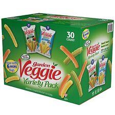 Sensible Portions Veggie Snacks Variety 30 ct Healthier Alternative All Natural