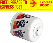 K&N Performance Gold Oil Filter (Z79A) Suit Ford, Holden, Honda, Hyundai, Kia, M