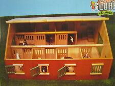1:24 Kids Globe 610595 Pferdestall mit 7 Boxen Blitzversand per DHL-Paket