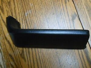 1968 Dodge Plymouth Valiant Dart Barracuda LH BLACK LOWER DASH PAD 1 YEAR ONLY