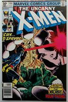 Uncanny X-Men 144 VF/NM 9.0 Man-Thing Claremont Byrne Marvel Comics 1981