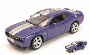 Dodge Challenger SRT 2013 Violet 1:24 Model 4049 Welly