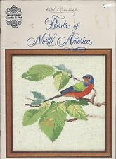 BIRDS OF NORTH AMERICA ~ DESIGNS BY GLORIA & PAT cross stitch