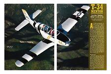 Beechcraft T-34 Mentor Aircraft report 2/9/18r