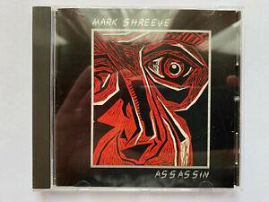 Mark Shreeve – Assassin ... 1994 UK CD Album On Centaur Records (CENCD 005)