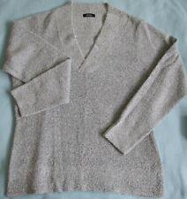 M&Co Grey Long Sleeve Warm Top JUMPER - UK Size Large