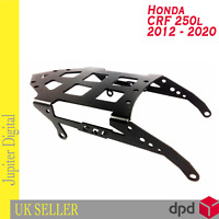 Rear Carrier Rack for Top Case Luggage fits Honda CRF250L - UK Stock