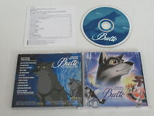 BALTO/SOUNDTRACK/JAMES HORNER(MCA MVCM-608) JAPAN CD ALBUM