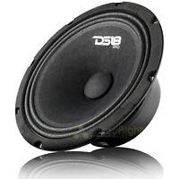 "DS18 8"" Midrange Loudspeaker 580 Watts Max 190 Watts Rms 4 Ohm Gm Series Pro-8.4"
