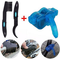 Universal Bicycle Bike Cleaning Brush Washing Chain Box Cleaner Circulation Tool