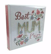 Best Mum Ever Photo Album Gift Box 50 x 6 x 4 photos by Laura Darrington