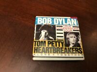 Bob Dylan / Tom Petty 1986 True Confessions Tour Pin