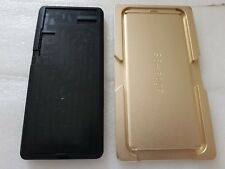 Samsung S8+ Edge Alignment Mould and new grooved Laminating Silicon Mat