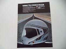 advertising Pubblicità 1984 CASCO INTEGRAL NAVA 3