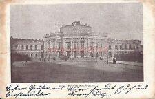 AK, Foto, Wien - K.K. Hofburgtheater,1908; 5026-34