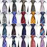 "Fashion Classic 8CM mens tie Man Silk ties Winter Plaids Jacquard Necktie 57"""