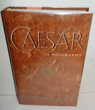 BOOK Caesar A Biography by Christian Meier