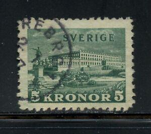 C426  Sweden  1931  Royal Palace   1v.  used