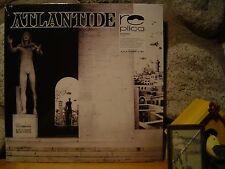 ATLANTIDE LP/1976 France/French Prog Rock/Yes/Steve Hackett/Jean-Pierre Massiera