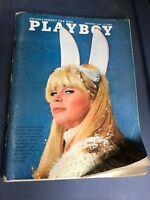 Playboy Magazine November 1966 Lisa Baker  Norman Thomas Sue Batchelor