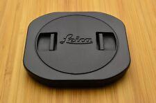 Leica Square Black Pinch Cap 80mm x 75mm (#1156)