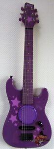 Gamp Titeuf VL Kinder E-Gitarre mit einem eingebautem Verstärkungssystem