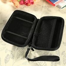 "2.5"" Portable External Hard Disk Drive HDD Case Cover Pouch Bag Flannelette"