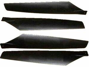 28x Stück Blades Rotorblätter 14x A und 14x B Koaxial Heli Lama Walkera Apache