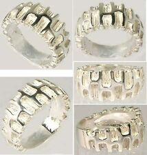 Hi-Quality Designer Sterling Silver Ring Ancient Trojan Mycenea Treasures 1700BC