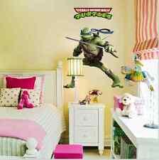 Teenage Mutant Ninja Turtles Pegatinas De Vinilo Autoadhesivos Chicos Niños Dormitorio del Reino Unido