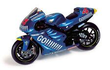 IXO Yamaha YZR-M1 2003 1:24 #4 Alex Barros (BRA) MotoGP