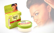 Organic Root Stimulator Olive Oil EDGE Control Hair Gel Superior Hold Best Price