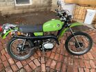 1975 Hodaka Road Toad  Thousands spent on Complete Restoration. 1975 Road Toad